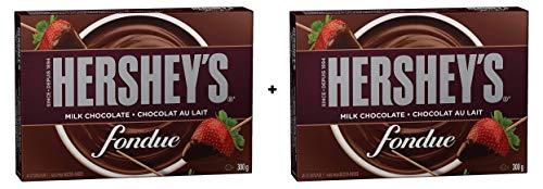 HERSHEY'S Chocolate Fondue, 300 Gram