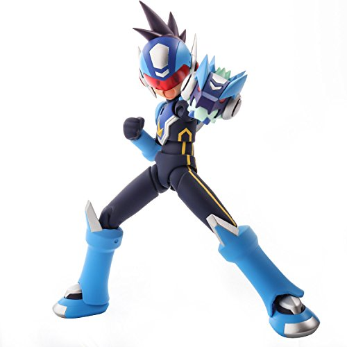 "Sentinel 4"" nel Mega Man Starforce Action Figure"