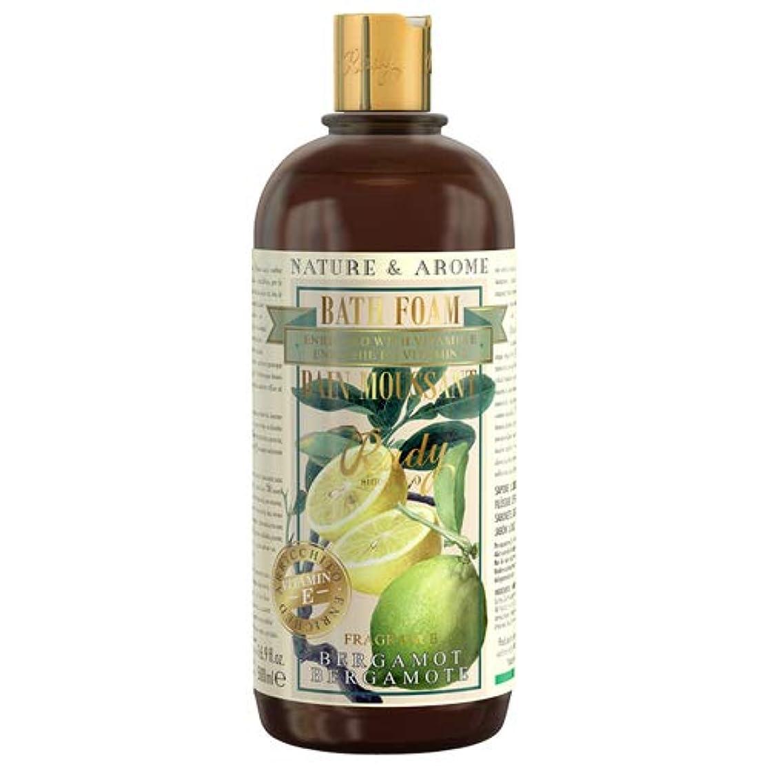 半径全体にピクニックRUDY Nature&Arome Apothecary ネイチャーアロマ アポセカリー Bath & Shower Gel バス&シャワージェル Bergamot ベルガモット