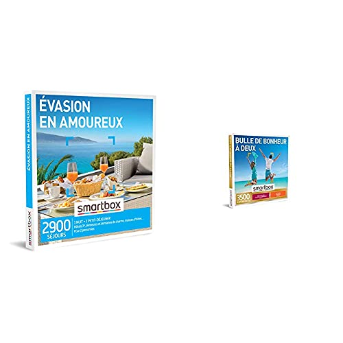 Smartbox Dakotabox 848080 Unisex-Adult & Smartbox 847835 Unisex-Adult