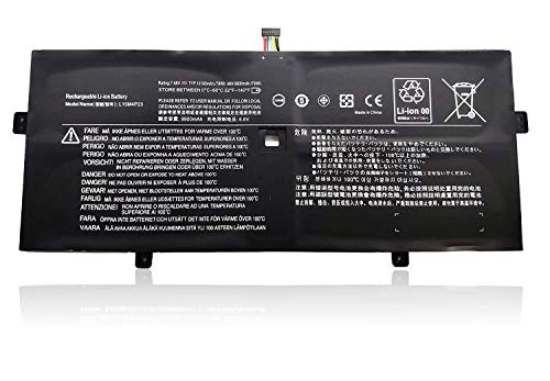 TanDirect New L15M4P23 Replacement Laptop Notebook Battery Compatible with Lenovo Yoga 5 Yoga 910 Pro Series (7.6V 78Wh)