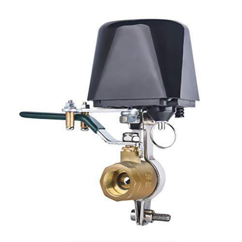 Tamkyo für Tuya Smart WiFi Control Wasserventil Gasventil Kompatibel für Alexa Home...