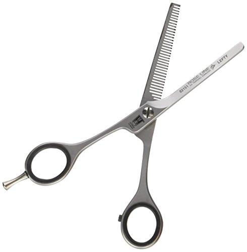Roseline 5,25Caja de peluquería tijeras de entresacar para zurdos