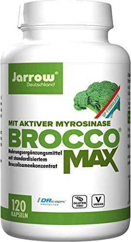 Hazmat Anzug & Maske - BroccoMax, Brokkoliextrakt mit aktiver Myrosinase, 120