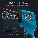 Zoom IMG-1 termometro a infrarossi non per