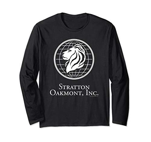 Wolf of Wall Street Stratton Oakmont Long Sleeve T-Shirt