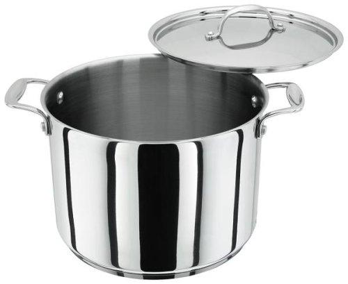 Stellar rocktanium 24 cm non-Stick Saute Pan Avec Ventilé Couvercle en verre