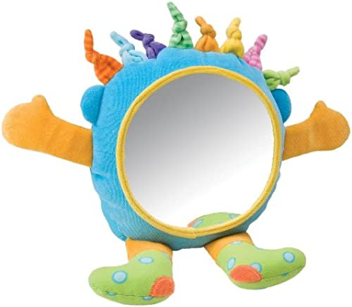 Kind Kuschelig Spiegel