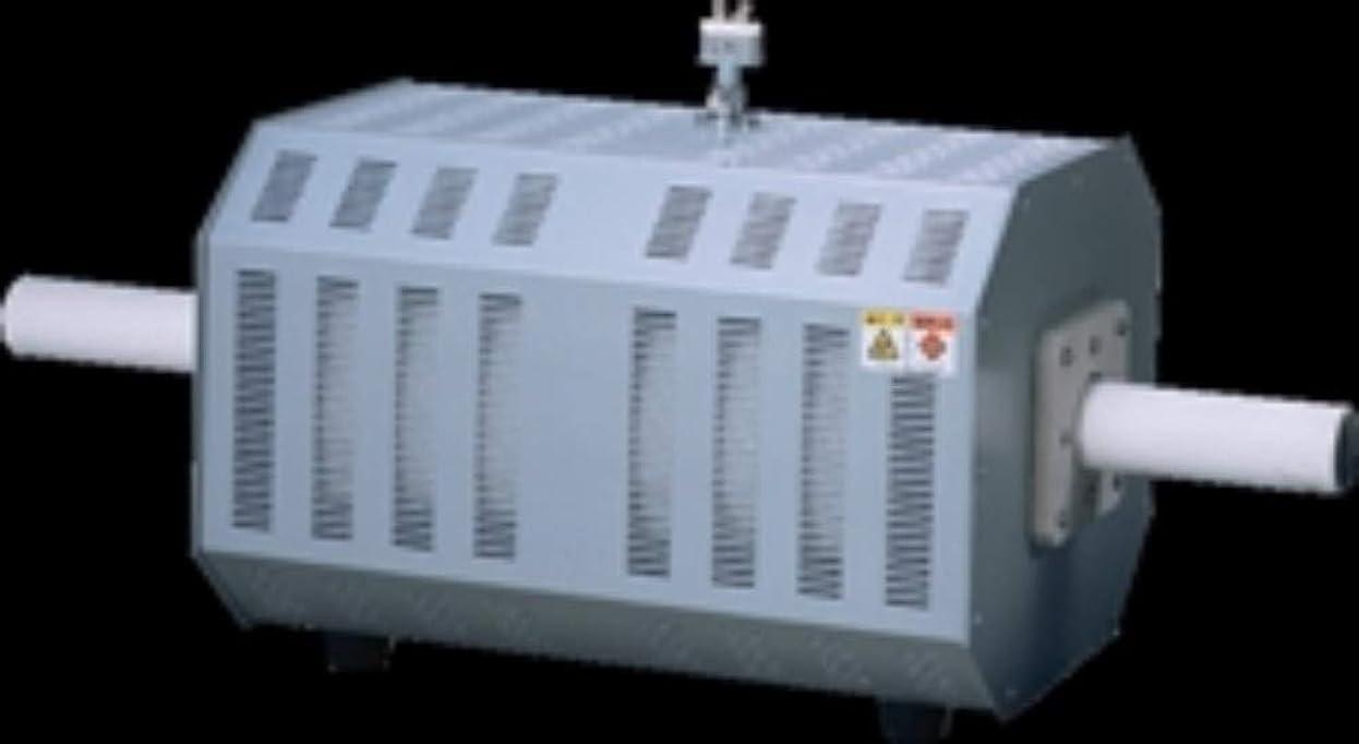 卓上型二つ割高温管状炉?制御盤(TSW-420?YKC-52) 単位:1