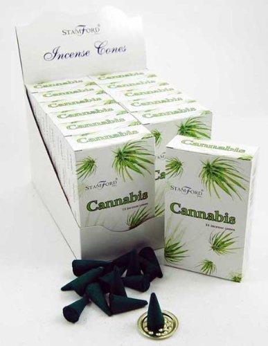 Imagen del productoConos de Incienso Cannabis Pack 2