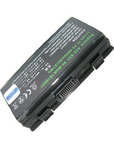 Batterie type PACKARD BELL A32-T12J, 11.1V, 4400mAh, Li-ion