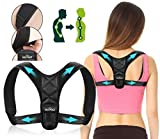 Best Posture Braces - SOMAZ Posture Corrector, Adjustable Upper Back Brace For Review