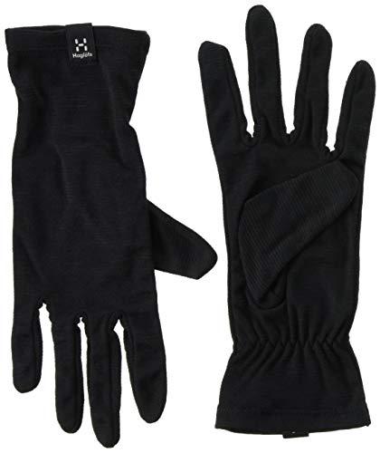 Haglöfs Erwachsene Handschuhe Liner M True Black
