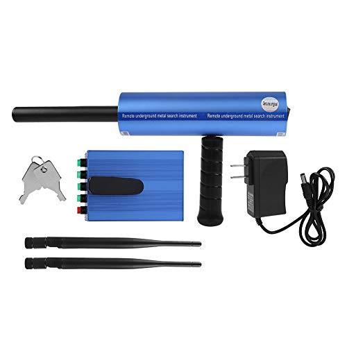 Hand & # 8209 Gold Scanner, Silver Copper Scanner Gold Detector,(blue, 100-240V US regulations)