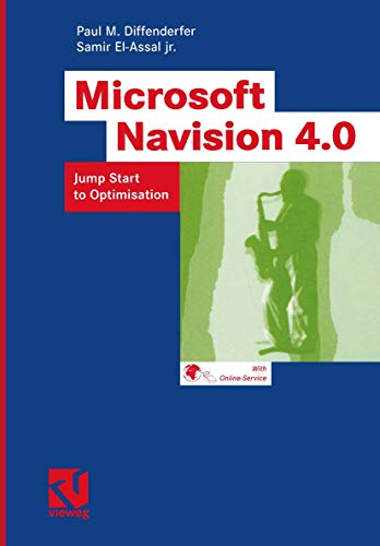 Microsoft Navision 4.0: Jump Start to Optimisation