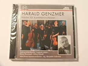 Harald Genzmer. Concertos for Piano Flute & Oboe (Thorofon)