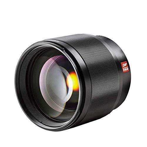 VILTROX Lente de marco de gran apertura APS-C de 85 mm F1.8 STM compatible con Fuji X-Mount Camera X-T1 X-T2 X-T10 X-T20 X-A1 X-A2 X-A3 X-A5 X-A10 X-A20 X-E1 X-E2 X-E2S X-H1 X-PRO1 X-PRO2 X-PRO2