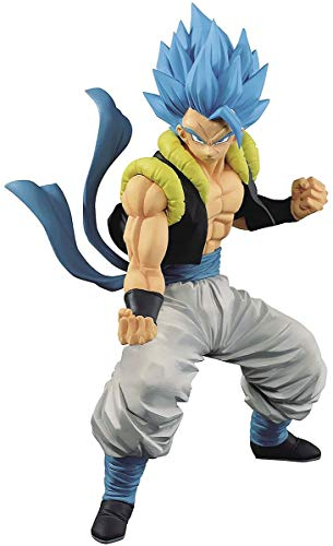 Ban Presto Dragon Ball Z - Figurine Dragon Ball Super Broly Super Saiyan Gogeta, 18cm