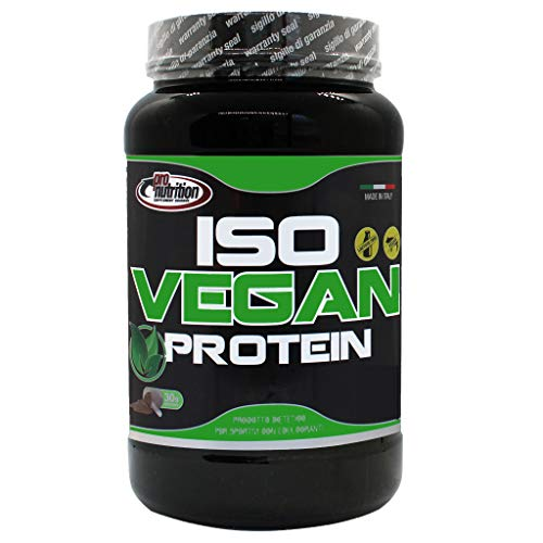 PRO NUTRITION ISO VEGAN PROTEIN 908 GR Cacao-Cocco