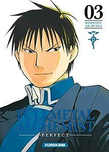 Fullmetal Alchemist Edition Perfect Tome 3