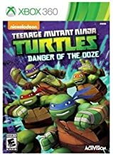ACTIVISION BLIZZARD INC #77041 Teenage Mutant Ninja Turtles: Danger of the Ooze Action/Adventure Game - Xbox 360