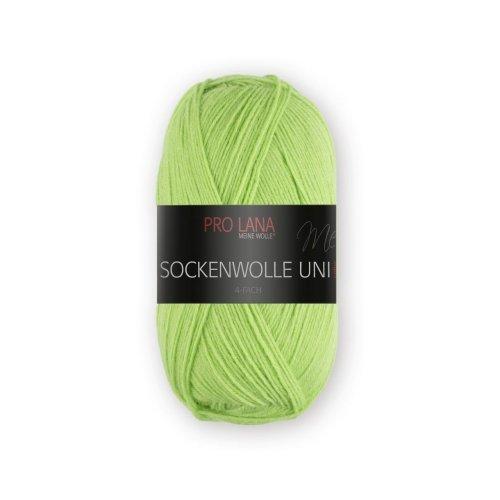 PRO LANA Sockenwolle Uni 4Fädig - Farbe: 426 - 100 g / ca. 420 m Wolle