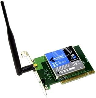 Cisco-Linksys WMP11 Wireless-B PCI Card