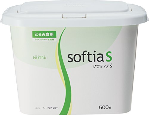 ソフティアS とろみ食用 500g