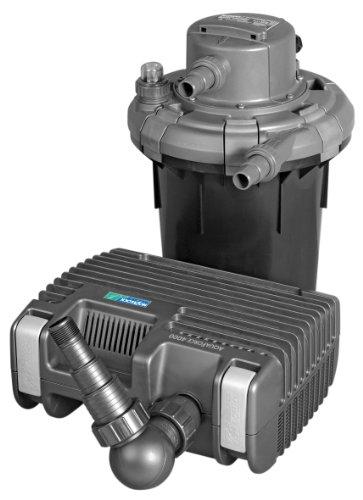 Hozelock 1400 1240 Bioforce Filter-Set 6000 Teichfilter