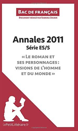 Annales 2011 Série ES/S
