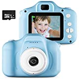 Digital Camera for Kids,Kids Camera, Children Creative DIY Camcorder with Rechargeable Battery