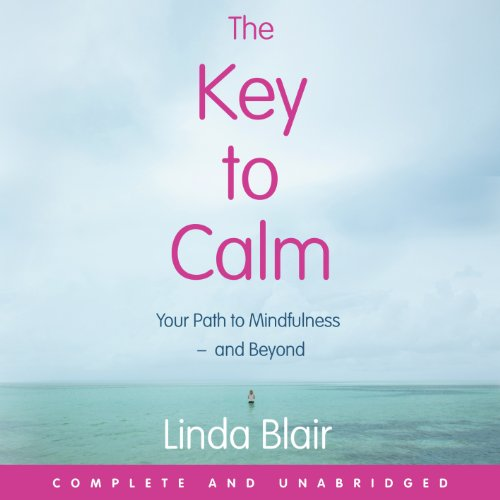 The Key to Calm audiobook cover art