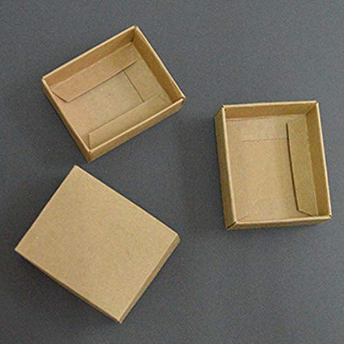 Caja de Regalo de cartón Grande de 10 Piezas Caja de cartón...