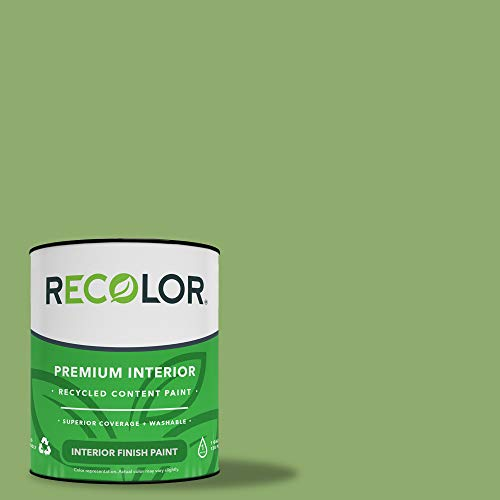 RECOLOR Paint Recycled Interior Latex Paint Wall Finish
