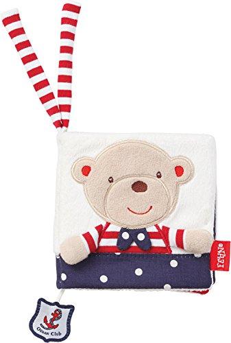 Fehn 078343 Soft-Bilderbuch Teddy