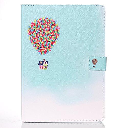 FroFine - Funda de protección para Apple iPad Air 2 (iPad 6), diseño de balón