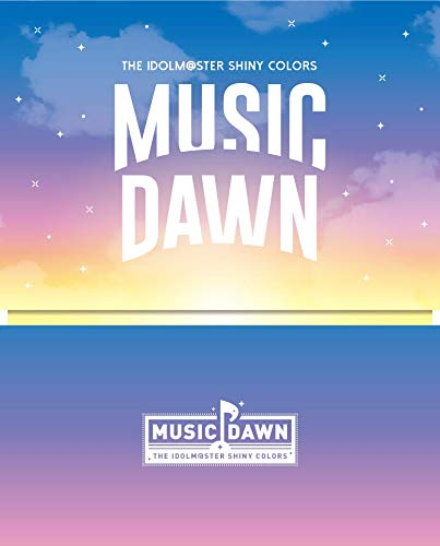 「THE IDOLM@STER SHINY COLORS -MUSIC DAWN-」Blu-ray 【初回生産限定版】