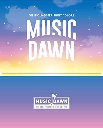 「THE IDOLM@STER SHINY COLORS -MUSIC DAWN-」Blu-ray 【初回生産限定版】