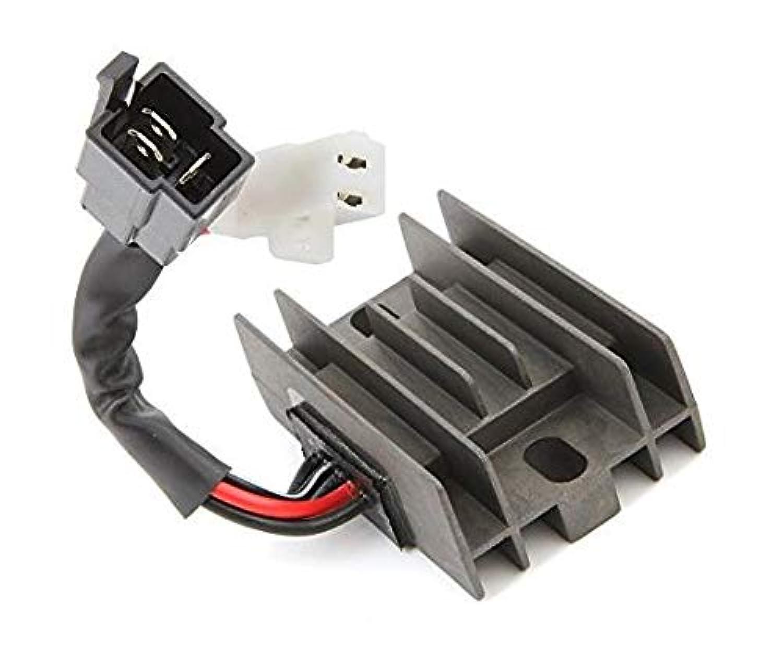 レギュレータ 全波整流 バイク スズキ バッテリー グラストラッカー gn125 交換用 汎用