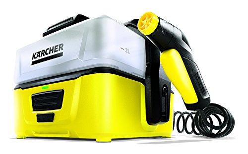 ケルヒャー(KARCHER) バッテリー内蔵 給水タンク一体型 モバイルマルチクリーナー OC3 1.680-009.0