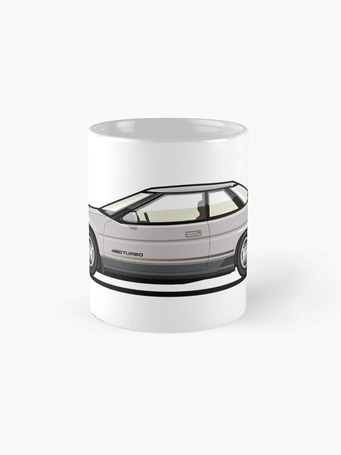 Vortex Silver 11oz Mug - Best gift for family friends.