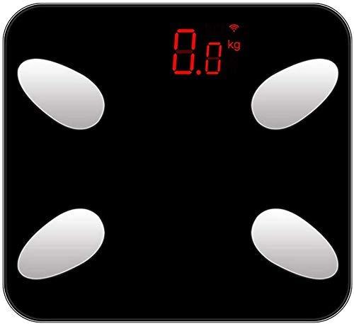 Busirsiz Balanza electrónica Equilibrio Bluetooth Equilibrio electrónico casero