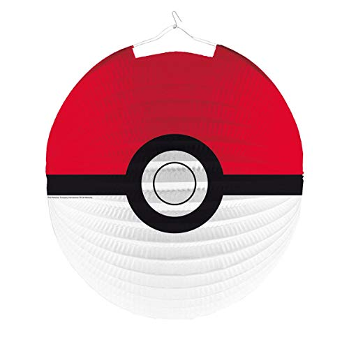 amscan Laterne Pokeball