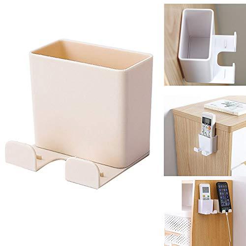 Babettew Handy-Halterung für Telefon, Fernbedienung, Organizer, Klimaanlage, Aufbewahrungsbox, selbstklebend, Kleiderbügel