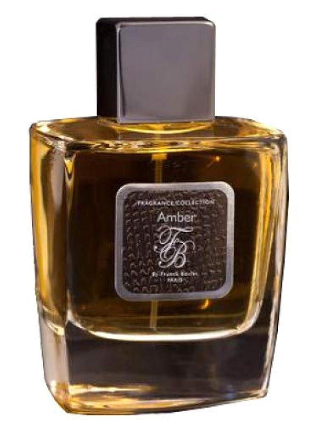応答からに変化する説明するFranck Boclet Amber Eau de Parfum 1.7 Oz/50 ml New in Box