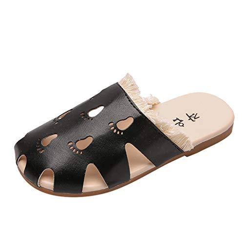 Schuhe Pwtchenty Sommerkind Schuhe Hausschuhe Maedchen Kleinkind Baby Mädchen Schuhe Kinder Indoor Flip Flops Infant Beach Casual Weiche Hausschuhe