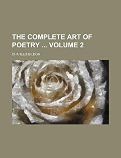 The Complete Art of Poetry Volume 2