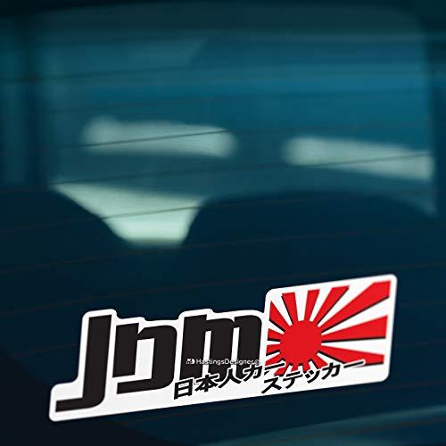 HastingsDesigner COLOUR JDM JAPANESE Car,Bike,Window,Bumper JDM JAP DRIFT...