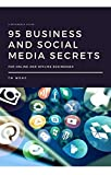 95 Business and Social Media Secrets (English Edition)