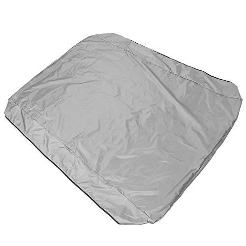 East buy Swing-Zubehör - Wasserdichtes, staubdichtes Swing Canopy Cover-Ersatzzubehör für den Außenbereich(Grau)
